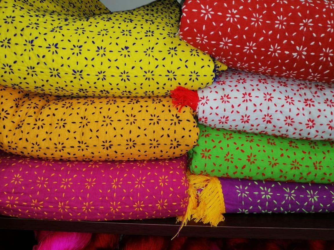 Bangladesh made nokshi kata